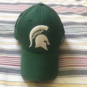 NIKE. Michigan State Spartan Cap